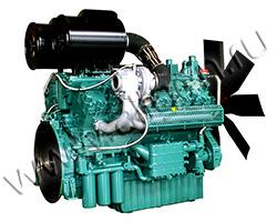 Дизельный двигатель Wuxi WD327TAD78 мощностью 858 кВт