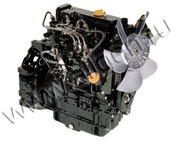Дизельный двигатель Yanmar 3TNV84T мощностью 16 кВт
