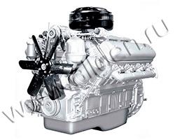 Дизельный двигатель ЯМЗ 238М2 мощностью 194 кВт