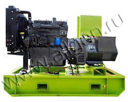 Дизель электростанция АД АД25-Т400-R мощностью 34 кВА (28 кВт) на раме