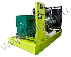 Дизель электростанция АД АД250-Т400-IV мощностью 344 кВА (275 кВт) на раме