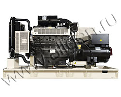 Дизель электростанция АД АД400-Т400-W мощностью 550 кВА (440 кВт) на раме