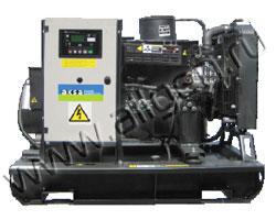 Дизель электростанция AKSA AMT-33 мощностью 33 кВА (26 кВт) на раме