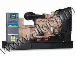 Дизель электростанция AKSA APD-350C мощностью 350 кВА (280 кВт) на раме