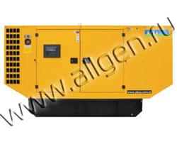 Дизель генератор AKSA APD-50A мощностью 50 кВА (40 кВт) в шумозащитном кожухе