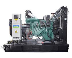 Дизель электростанция AKSA AVP-350 мощностью 350 кВА (280 кВт) на раме