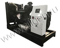 Дизель электростанция АМПЕРОС АД250-Т400 мощностью 344 кВА (275 кВт) на раме