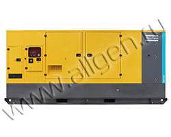 Дизель генератор Atlas Copco QES 320 мощностью 352 кВА (282 кВт) в шумозащитном кожухе