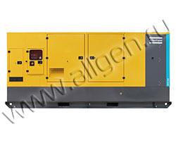 Дизель генератор Atlas Copco QES 500 мощностью 546 кВА (437 кВт) в шумозащитном кожухе