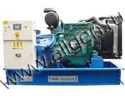 Дизель электростанция Ausonia VO0080SWD мощностью 88 кВА (70 кВт) на раме
