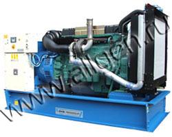 Дизель электростанция Ausonia VO0325SWD мощностью 355 кВА (284 кВт) на раме