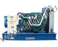 Дизель электростанция Ausonia VO0500SWD мощностью 550 кВА (440 кВт) на раме
