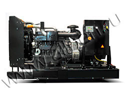 Дизель электростанция Benza BZ 555 PL-T5 мощностью 554 кВА (443 кВт) на раме