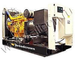 Дизельная электростанция BroadCrown BCV 660-50