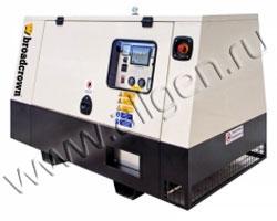 Дизельная электростанция Broadcrown BCM 16-50 E2