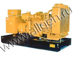 Дизель электростанция Caterpillar 3406 мощностью 350 кВА (280 кВт) на раме