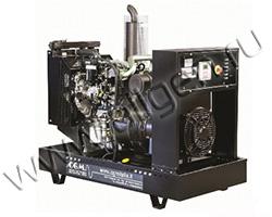 Дизель электростанция CGM CGM 30P  мощностью 33 кВА (26 кВт) на раме