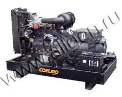 Дизель электростанция Coelmo PDT113-ne мощностью 33 кВА (26 кВт) на раме