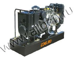 Дизель электростанция Coelmo PDT113T1-ne мощностью 50 кВА (40 кВт) на раме