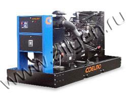 Дизель электростанция Coelmo PDT114G2-ne мощностью 88 кВА (70 кВт) на раме