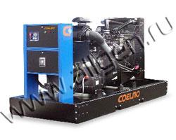 Дизель электростанция Coelmo PDT256G2 мощностью 550 кВА (440 кВт) на раме