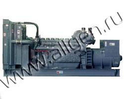 Дизель электростанция CTM P.500 мощностью 550 кВА (440 кВт) на раме
