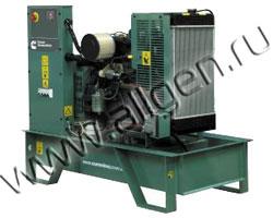 Дизель генератор Cummins C11 D5 мощностью 11 кВА (9 кВт) на раме