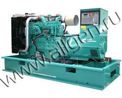 Дизель генератор Cummins C17 D5 мощностью 17 кВА (14 кВт) на раме