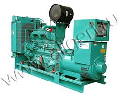 Дизель электростанция Cummins C350 D5 мощностью 350 кВА (280 кВт) на раме