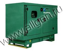 Дизель генератор Cummins C55 D5 мощностью 55 кВА (44 кВт) в шумозащитном кожухе