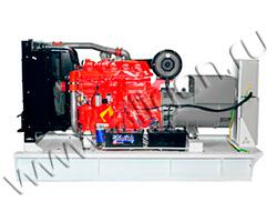 Дизель электростанция Дизель АД-250 Scania LS мощностью 344 кВА (275 кВт) на раме