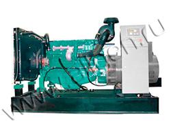 Дизель электростанция Дизель АД-250 Volvo LS мощностью 358 кВА (286 кВт) на раме