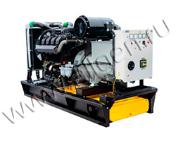 Дизель электростанция Дизель АД-250 ТМЗ LS мощностью 344 кВА (275 кВт) на раме