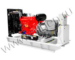Дизель электростанция Дизель АД-400 Scania LS мощностью 550 кВА (440 кВт) на раме