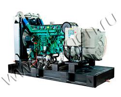 Дизель электростанция Дизель АД-400 Volvo LS мощностью 556 кВА (445 кВт) на раме