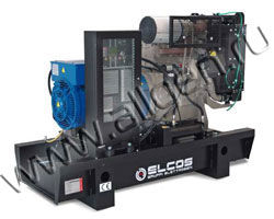 Дизель электростанция Elcos GE.PK.050\045.BF/SS мощностью 50 кВА (40 кВт) на раме