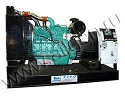 Дизель электростанция Электроагрегат АД250-Т400-1Р-C мощностью 344 кВА (275 кВт) на раме
