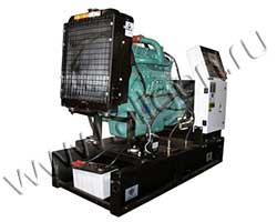 Дизель электростанция Электроагрегат АД36-Т400-1Р-C мощностью 50 кВА (40 кВт) на раме