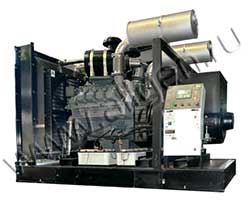 Дизель электростанция Электроагрегат АД400-Т400-1Р-C мощностью 550 кВА (440 кВт) на раме