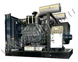 Дизель электростанция Электроагрегат АД400-Т400-1Р-D мощностью 550 кВА (440 кВт) на раме