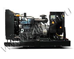 Дизель электростанция Elentek TITANO SKID 350 D мощностью 350 кВА (280 кВт) на раме