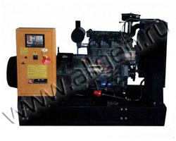 Дизель электростанция EMSA ED 52 мощностью 52 кВА (42 кВт) на раме