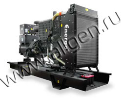 Дизель электростанция Energo ED 30/400 IV мощностью 33 кВА (26 кВт) на раме