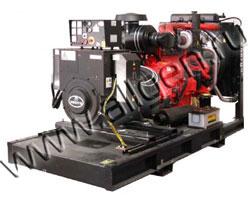 Дизель электростанция Energo ED 325/400 SC мощностью 357 кВА (286 кВт) на раме
