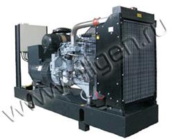 Дизель электростанция EPS System GI 500 мощностью 543 кВА (434 кВт) на раме