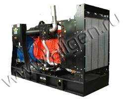Дизель электростанция EPS System GS 550 мощностью 552 кВА (442 кВт) на раме