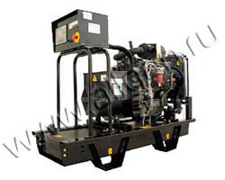 Дизель электростанция EPS System HLW1-11 мощностью 12 кВА (9 кВт) на раме