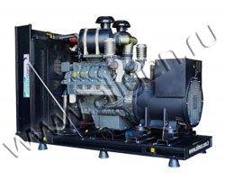 Дизель электростанция EuroEnergy EDG-560 мощностью 560 кВА (448 кВт) на раме