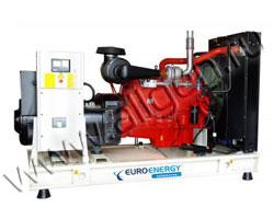 Дизель электростанция EuroEnergy ESCG-358 мощностью 358 кВА (286 кВт) на раме