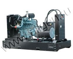 Дизель электростанция Fogo FD300 мощностью 334 кВА (267 кВт) на раме